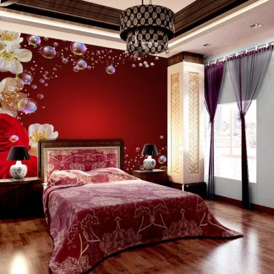 2014-new-hot-selling-Red-roses-seamless-backdrop-mural-backdrop-bedroom-nightstand-wall-paper-wholesale-FREE